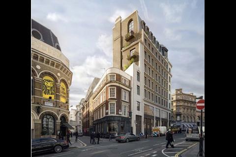 The Wellington Hotel, Covent Garden